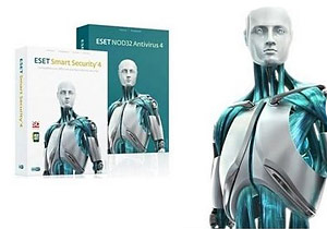 ESET NOD32 Antivirus a ESET Smart Security