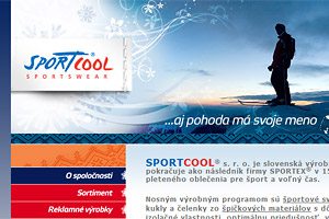 SportCool, s. r. o.
